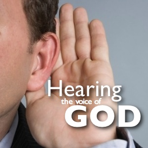 hearingVoiceOfGod